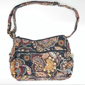 Vera Bradley Medium Quilted Shoulder Bag